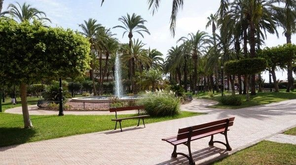 Green Areas of Spain, Alicante, Torrevieja