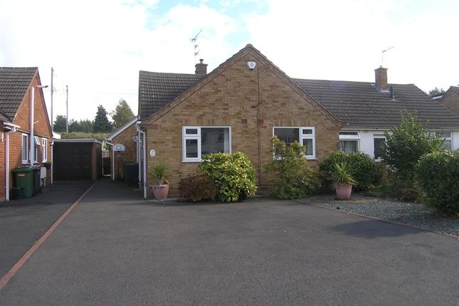 Thumbnail Semi-detached house for sale in Cricket Meadow, Fordhouses, Wolverhampton