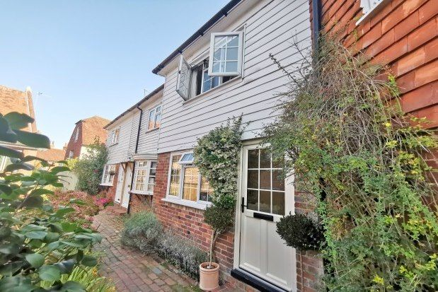 Thumbnail Cottage to rent in Cider House Walk, Lewes