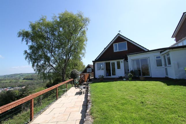 Thumbnail Detached house for sale in Eastfield Drive, Caerleon, Newport