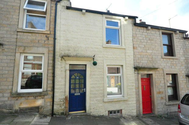 Thumbnail Terraced house to rent in Park Road, Lancaster