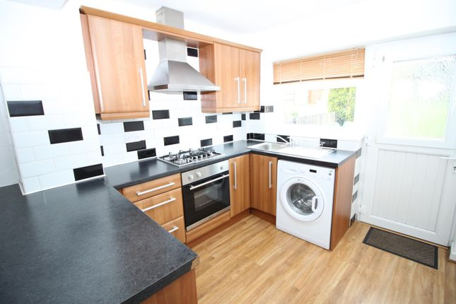 Thumbnail Terraced bungalow to rent in 9 Sussex Road, Chapeltown, Sheffield