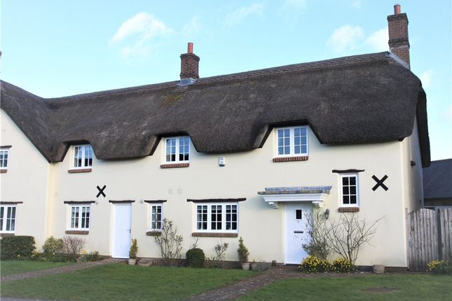 Thumbnail Semi-detached house for sale in Catmead, Puddletown, Dorchester, Dorset