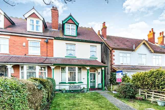 Thumbnail Semi-detached house for sale in Drummond Road, Skegness