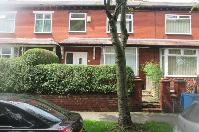 Thumbnail Terraced house for sale in 4 Lune Street, Coppice, Oldham
