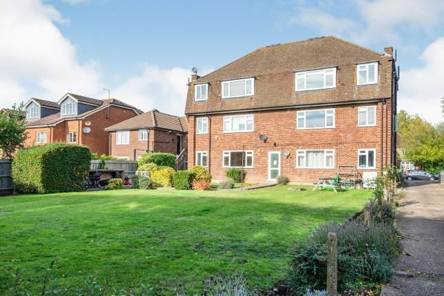 Rear Views of Avalon House, 152 Moor Lane, Chessington, Surrey KT9