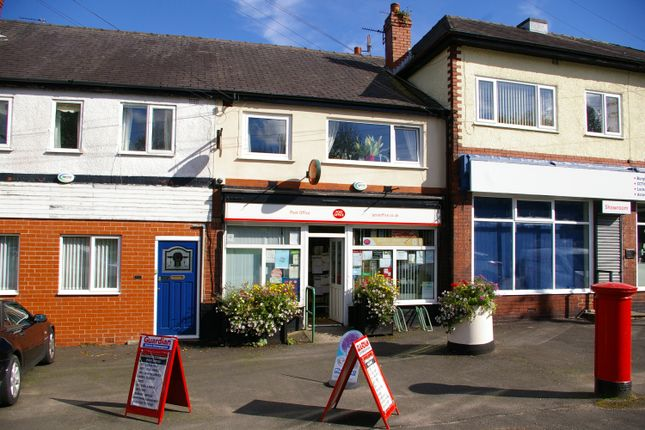 Thumbnail Retail premises for sale in Glazebrook Lane, Glazebrook, Warrington