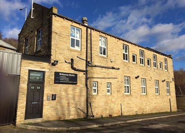 Office to let in Britannia Works Office Suites, Garden Street North, Halifax