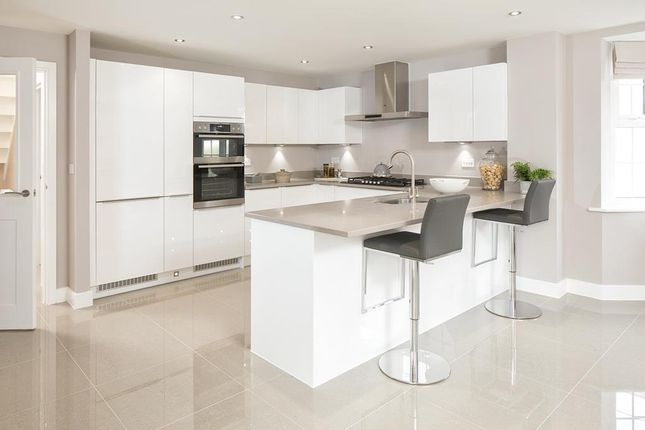 "Henley Kitchen of ""Henley"" at Kensey Road, Mickleover, Derby DE3"