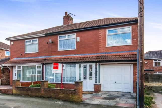 Thumbnail Semi-detached house for sale in Wilshaw Grove, Ashton-Under-Lyne, Greater Manchester, Ashton
