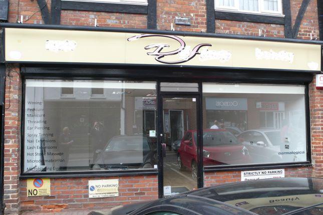 Thumbnail Retail premises for sale in High Street, Burnham
