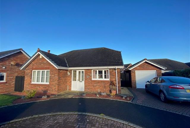 Thumbnail Bungalow for sale in Summerfields, Dalston, Carlisle, Cumbria
