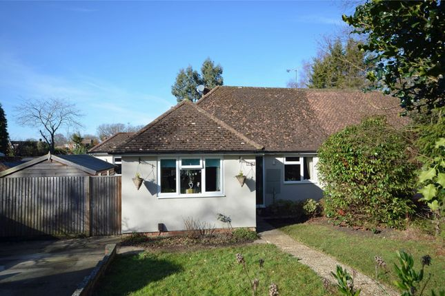 Semi-detached bungalow for sale in Wharf Road, Frimley Green, Surrey