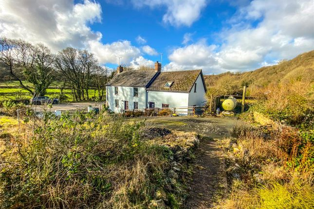 Thumbnail Detached house for sale in Velindre, Crymych