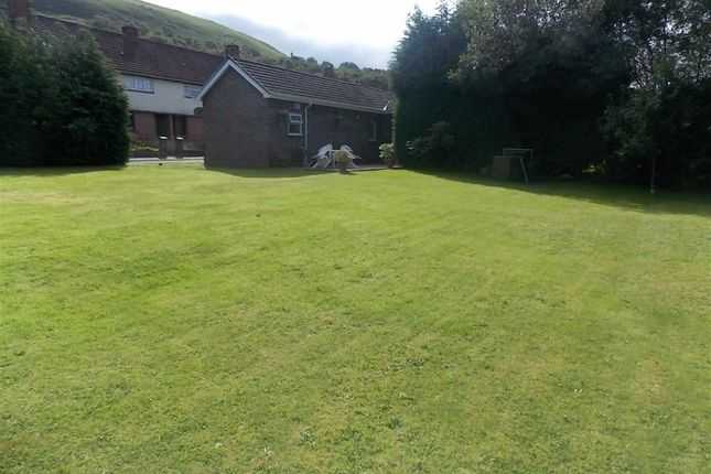 Thumbnail Detached bungalow for sale in Heol Gronfa, Cilfynydd, Pontypridd