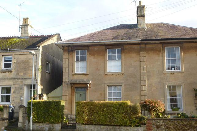 Thumbnail Semi-detached house for sale in St. Paul Street, Chippenham