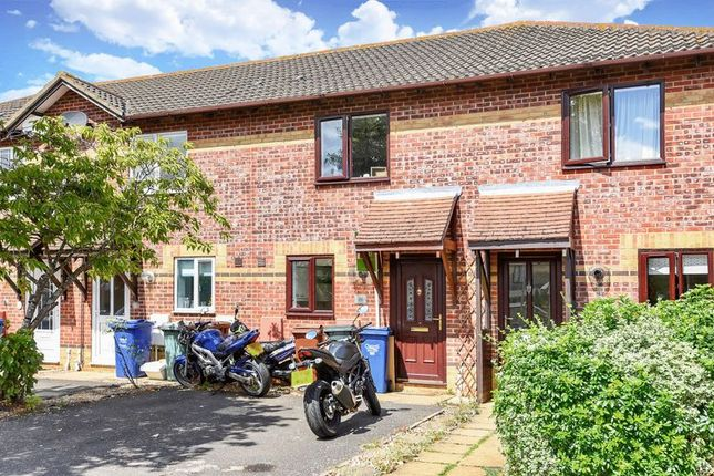 Thumbnail Terraced house to rent in Acacia Walk, Bicester