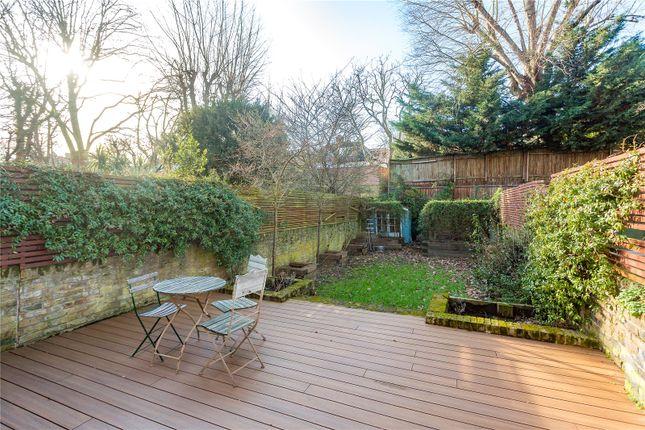 Garden of Randolph Avenue, London W9