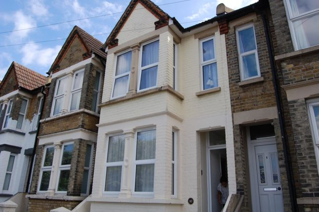 Thumbnail Terraced house to rent in Ferndale Road, Gillingham