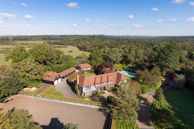Thumbnail Detached house for sale in Tiptoe Road, Wooton, New Milton, Hampshire