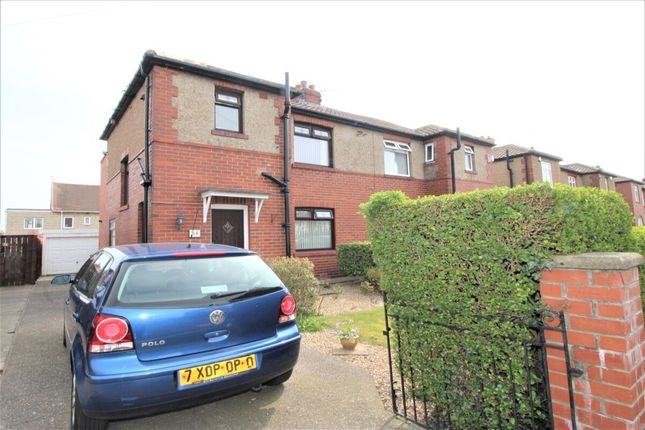 Thumbnail Semi-detached house for sale in Lambley Crescent, Hebburn