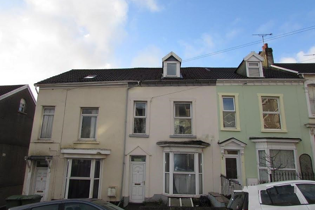 Thumbnail Terraced house to rent in Glanmor Crescent, Uplands Swansea
