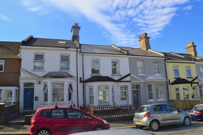 Thumbnail Terraced house to rent in Alcester Street, Stoke, Plymouth