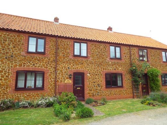 Thumbnail Terraced house for sale in Snettisham, King's Lynn, Norfolk