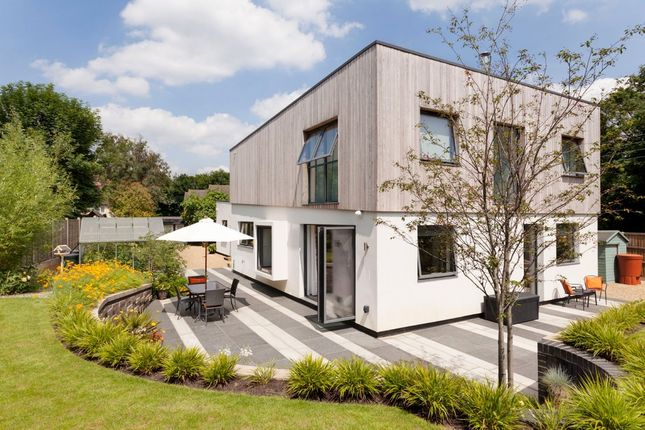 Thumbnail Detached house for sale in Roughetts Road, Ryarsh, West Malling
