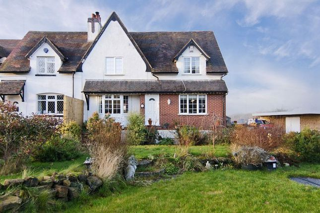Thumbnail Semi-detached house for sale in Bower Lane, Etching Hill, Rugeley