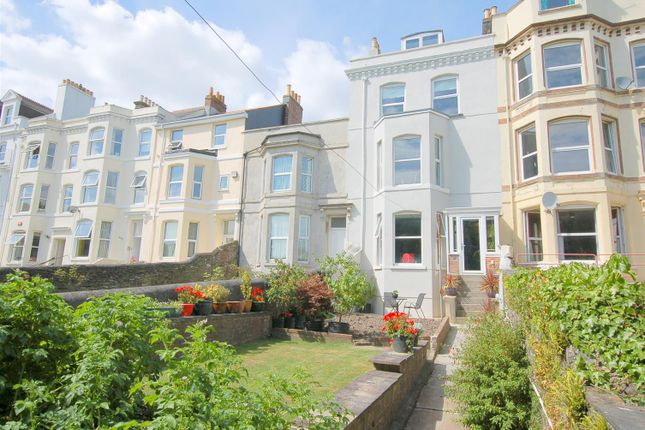 Thumbnail Terraced house for sale in Albert Road, Stoke, Plymouth