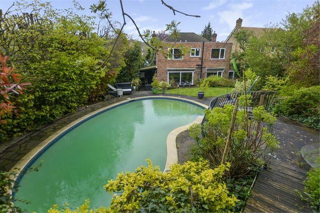 Thumbnail Detached house for sale in Elmfield Way, South Croydon, Surrey