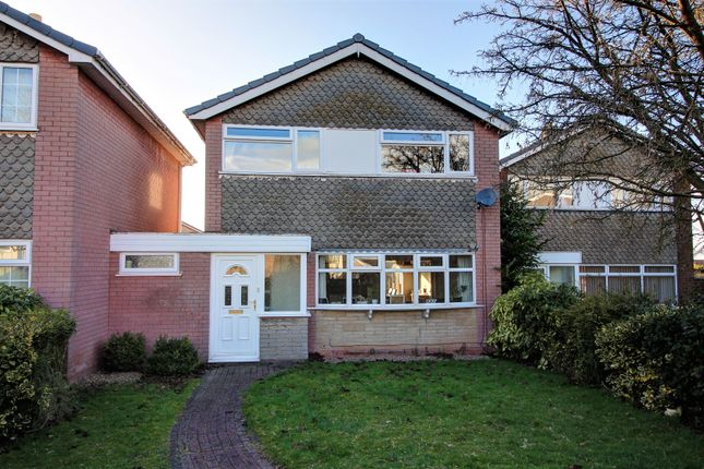 Thumbnail Detached house for sale in Woodend Way, Aldridge, Walsall