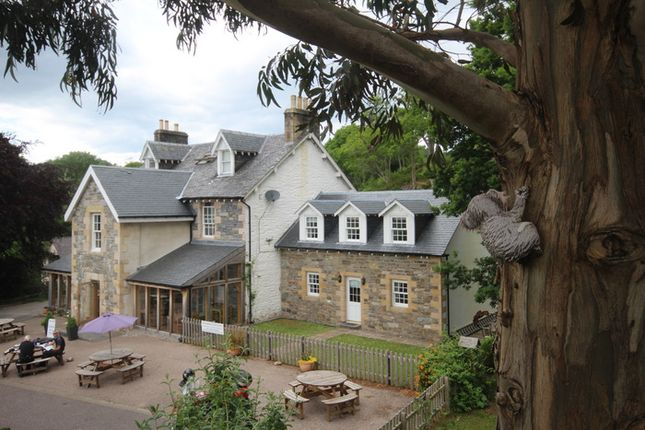 Thumbnail Hotel/guest house for sale in The Salen Hotel, Acharacle, Argyll