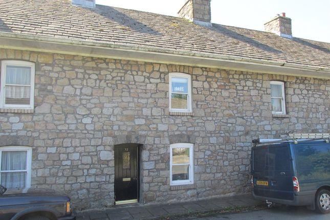 Thumbnail Terraced house for sale in Collins Row, Rhymney, Tredegar