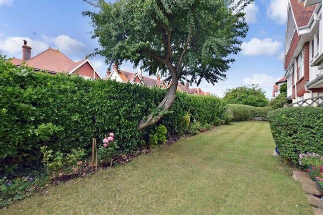 Communal Gardens of Cissbury Road, Worthing, West Sussex BN14