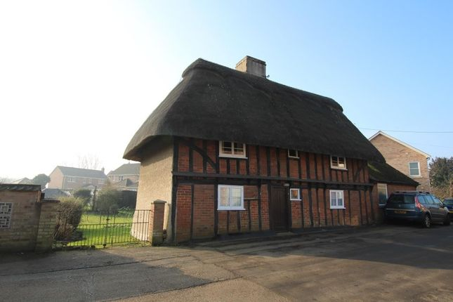 Thumbnail Detached house for sale in School Lane, Wilburton, Ely