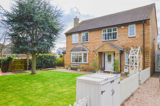 Detached house for sale in Crawford Gardens, Crowland, Peterborough