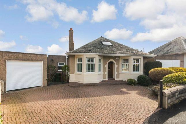 Thumbnail Detached bungalow for sale in 7 Milton Crescent, Edinburgh