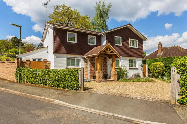 Thumbnail Detached house for sale in Old Acre, Pyrford, Woking