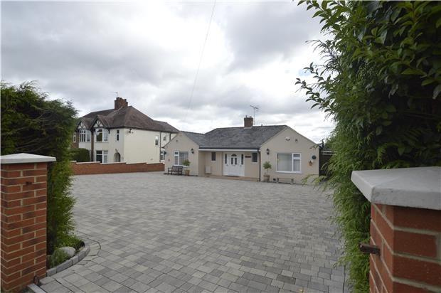 Thumbnail Detached bungalow for sale in Deerhurst, Gloucestershire