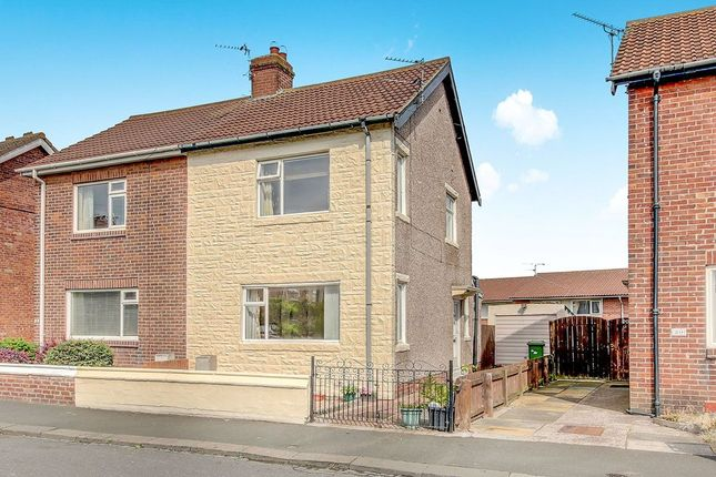 Thumbnail Semi-detached house for sale in Gordon Road, Blyth