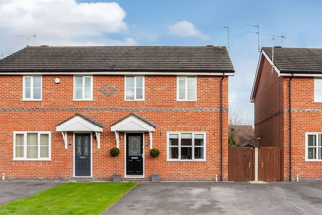 Front of Marshall Grove, Mossley, Congleton CW12