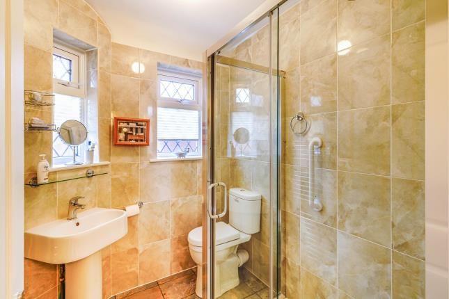 Bathroom of Whitehall Crescent, Chessington, Surrey, . KT9