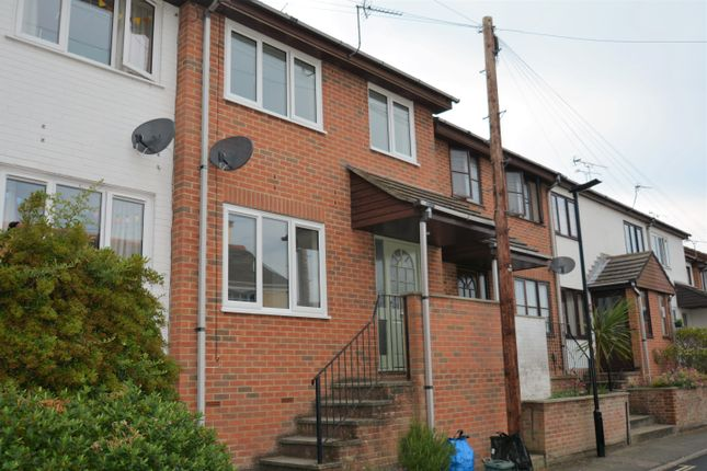 Thumbnail 1 bed semi-detached house to rent in St Andrews Road, Cowes