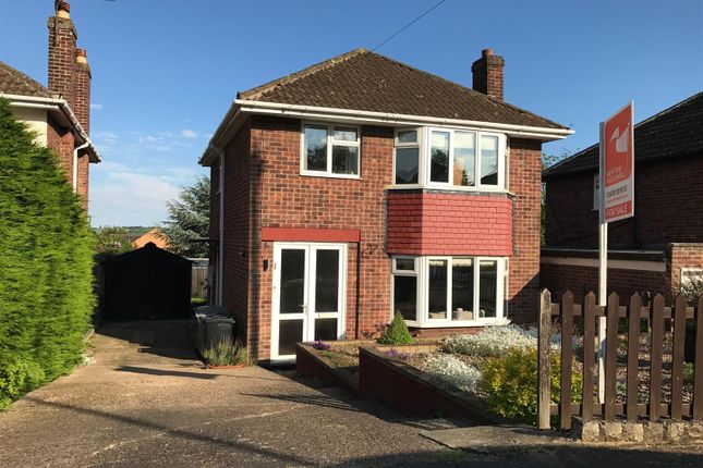 Thumbnail Detached house for sale in Cliffe Road, Gonerby Hill Foot, Grantham