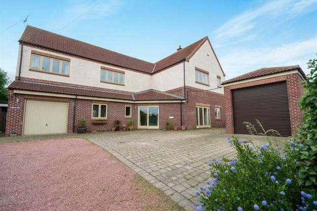 Thumbnail Detached house for sale in Southgore Lane, North Leverton, Retford