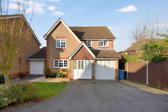 Thumbnail Detached house for sale in Spire Chase, Sudbury