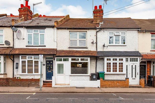 Thumbnail Terraced house for sale in Hagden Lane, Watford, Hertfordshire