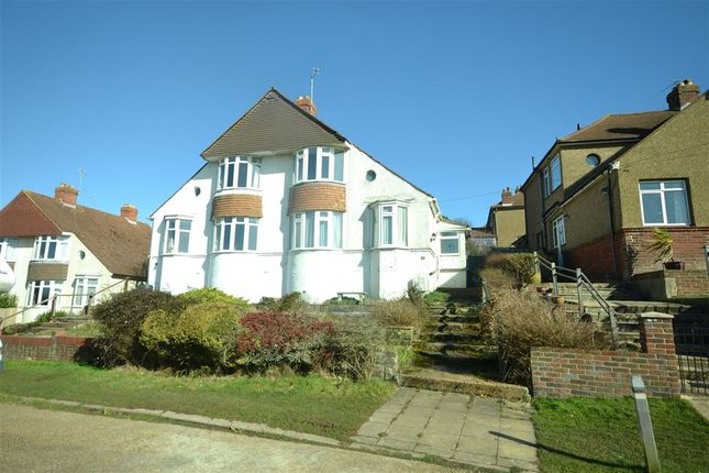 Thumbnail Semi-detached house to rent in Welbeck Avenue, St Leonards On Sea, East Sussex